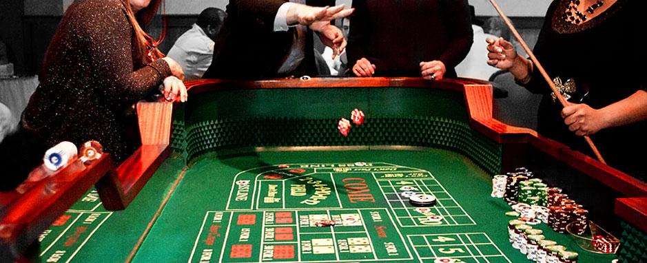 casino party fundraising cincinnati
