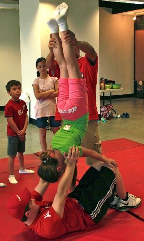 Newport_Summer Camp_Acro