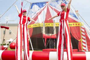 Cincinnati Circus Jobs