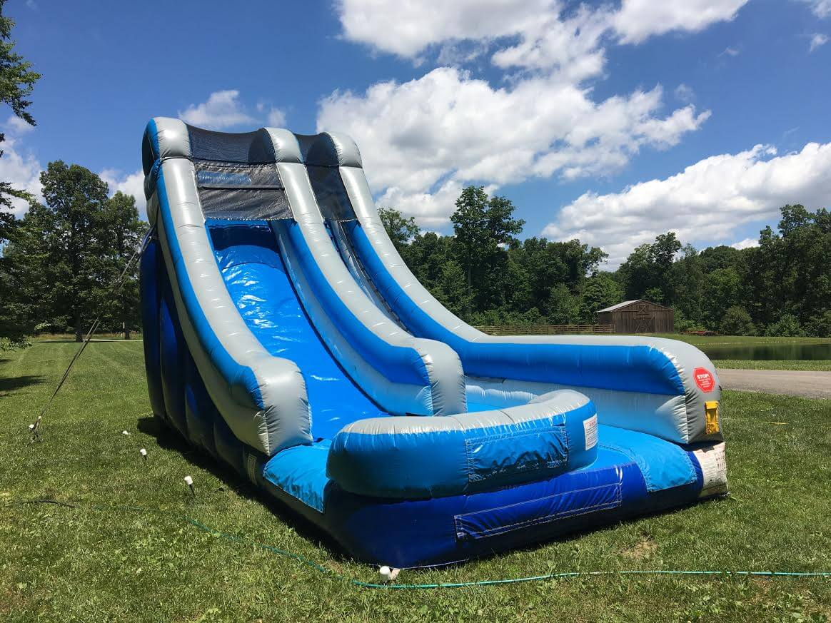 large inflatable water slide - Inflatable Water Slide
