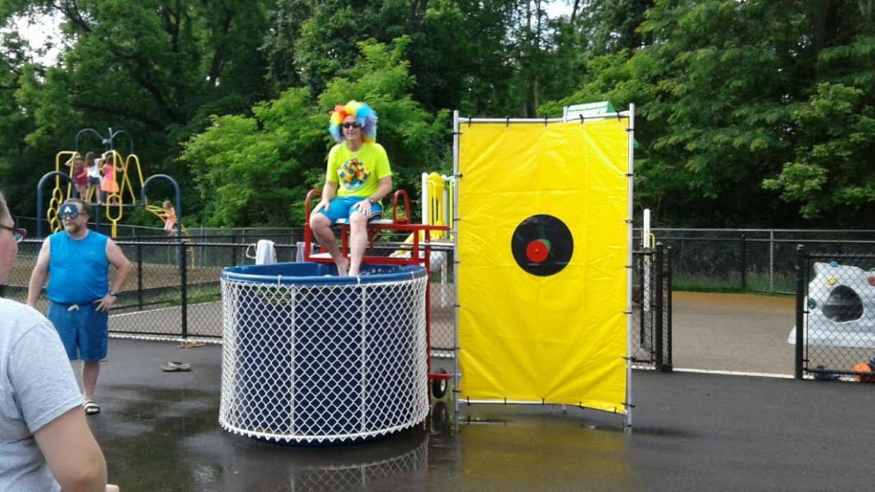 Dunk Tank Rental Cincinnati