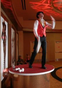 Comedy Juggling Show