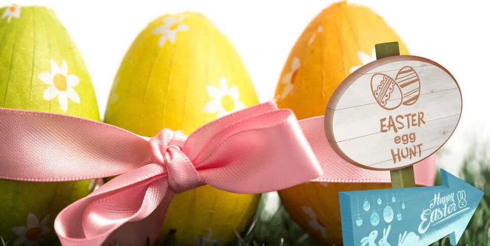 Easter Egg Hunt Activities