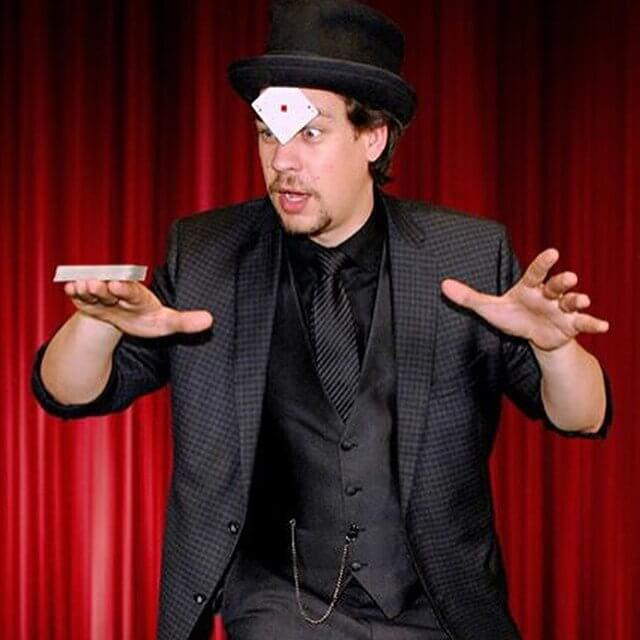 Comedy Mind Reading Magic Show