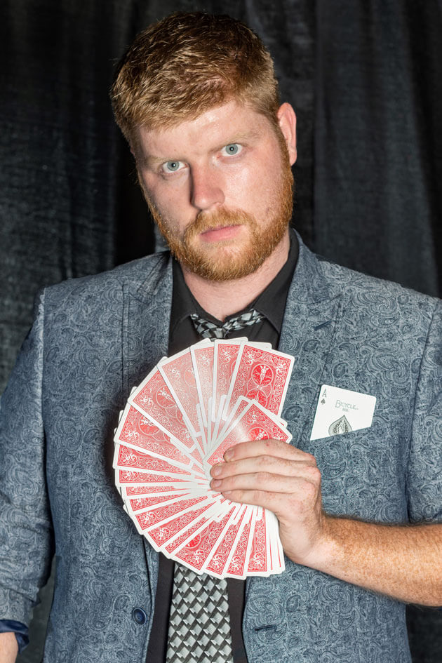 Dan Luckett Cards1 Cincinnati Circus