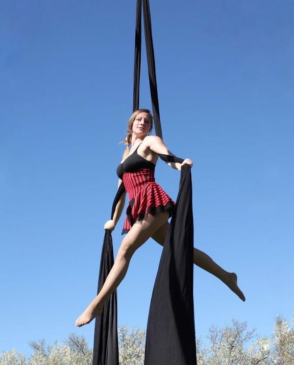 Ali Weibel Cincinnati Circus