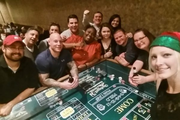 Team Building Casino Party