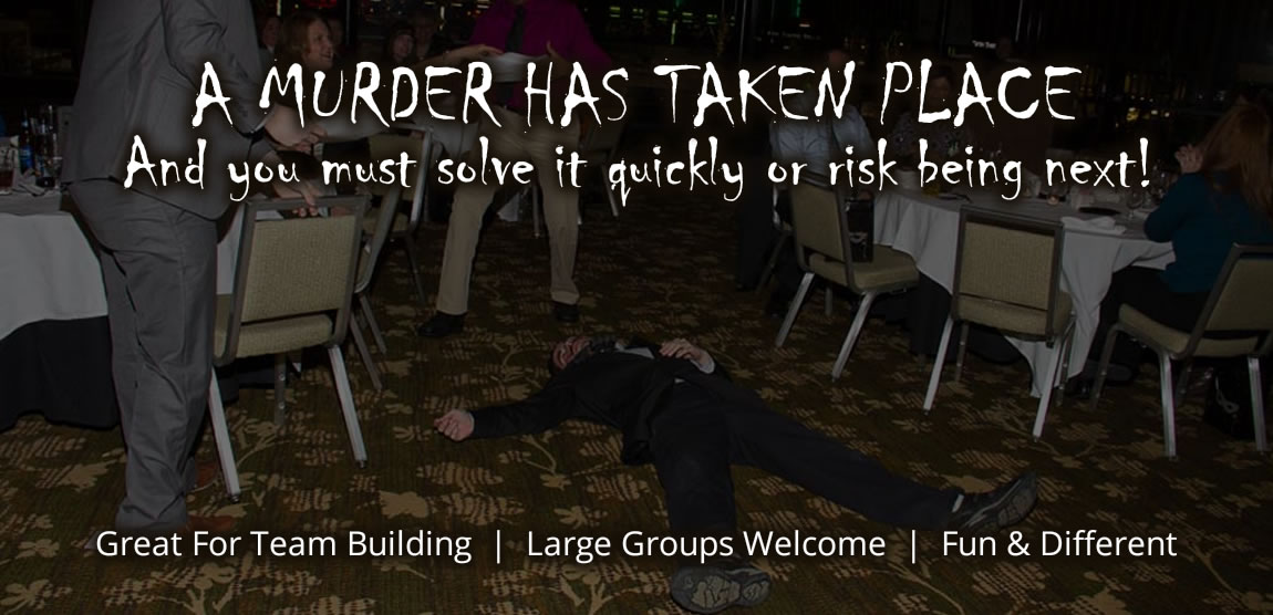 Murder Mystery Cincinnati