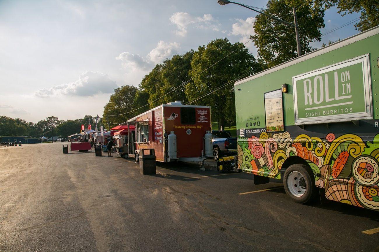 Food Truck Coordination