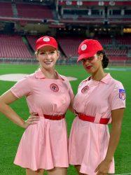 Baseball Costume Characters