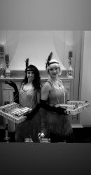 cincinnati casino night candy cigarette girls