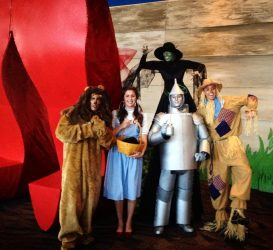 Wizard of Oz Costume Characters for Cincinnati Events