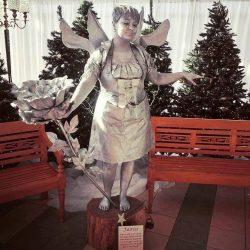 cincinnati fairy living statue