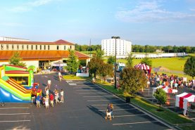 Heaven Hill Event Inflatable Rides and Carnival