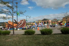 Mason Event Inflatable Rides