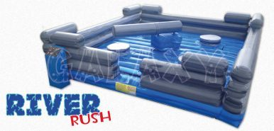 River Rush Inflatable Ride
