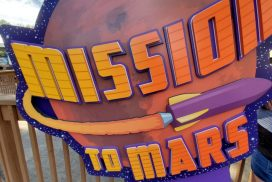 Rocket Ride Mission To Mars Signs