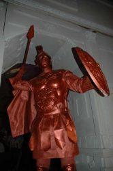 Roman Centurion Living Statue