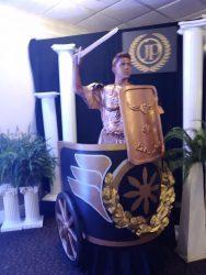 Roman Toga Party Circus Maximus Roman Chariot