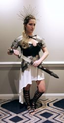 Roman Gladiator Sword Champaign Opener
