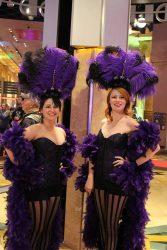 Las Vegas Show Girls Casino Nights