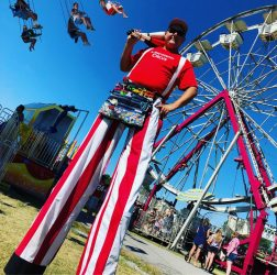 Stilt Walker Festivals & Parades