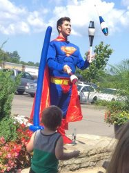 Superman Super Hero