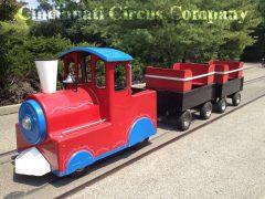 Train Ride at Cincinnati's Sawyer Point