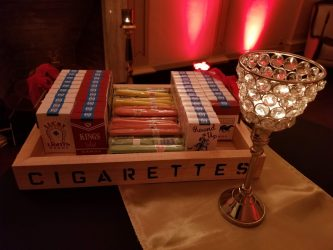 candy cigarette tray