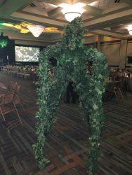living plant cincinnati stilt walker