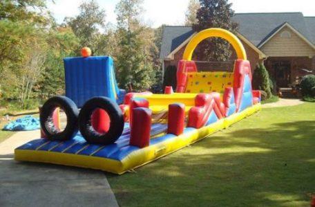 Birthday Obstacle Courses Cincinnati