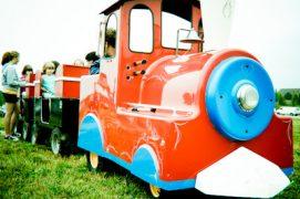 Train Ride Picture