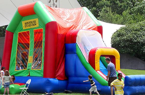 Birthday Bounce Houses! Cincinnati
