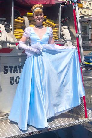 Princess Company Picnic Cincinnati