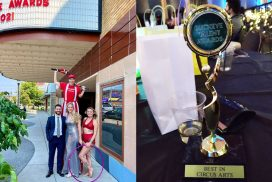 Cincinnati Circus Buckeye Awards