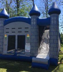 Castle Combo Bounce House & Slide