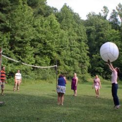 Giant Volleyball
