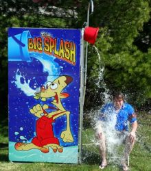 Splash Booth