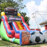 Sports Water Slide Inflatabe Rental cincinnati