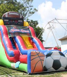 Sports Water Slide