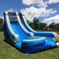 Large Inflatable Water Slide Cincinnati